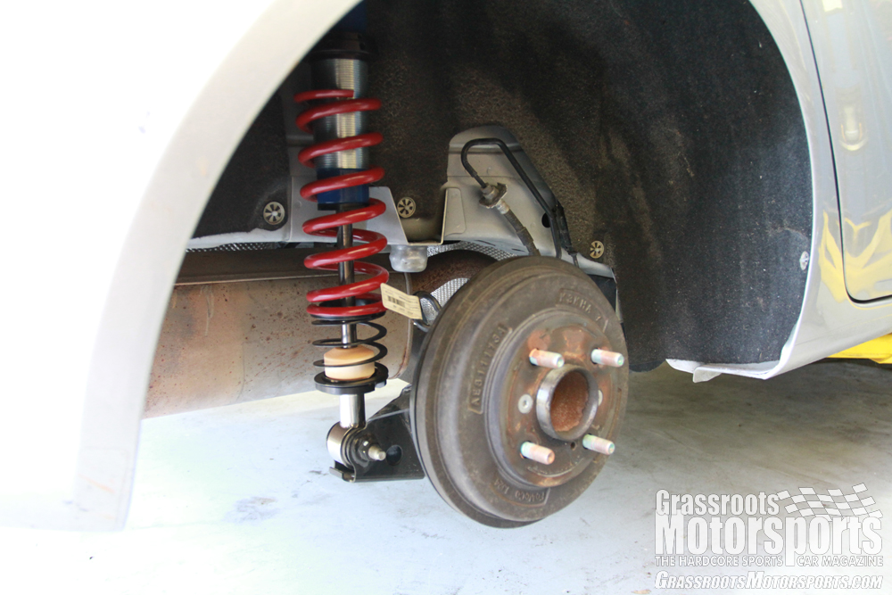 A-Grade Coil-overs for our B-Spec Fiesta   Ford Fiesta   Project Car Updates   Grassroots ...