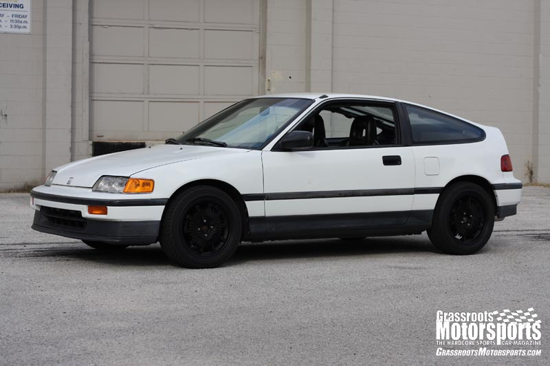 crx for sale honda crx hf project car updates grassroots motorsports. Black Bedroom Furniture Sets. Home Design Ideas