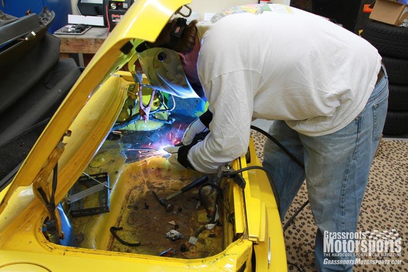 Sunburst Yellow Paint Spray For Mazda