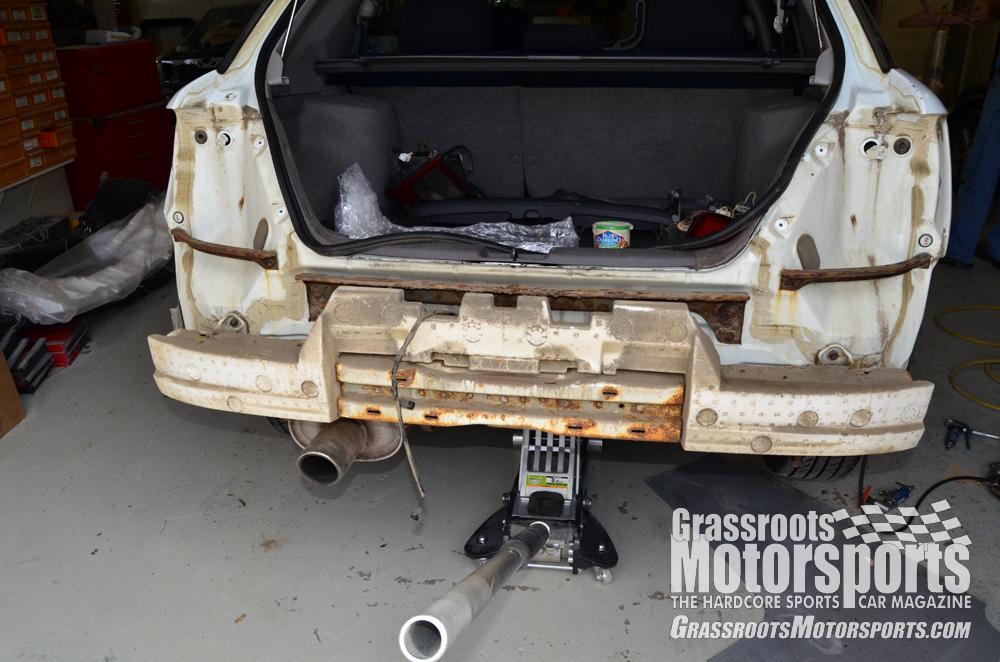 Removing 05 Wrx Rear Bumper Nasioc