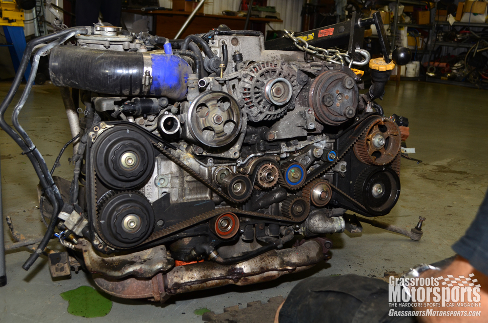 Clean Donors For Our 818 Factory Five 818 Project Car