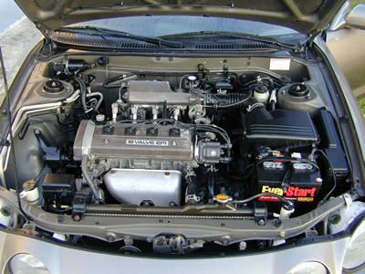 Automobile Motor 1994 Toyota Celica