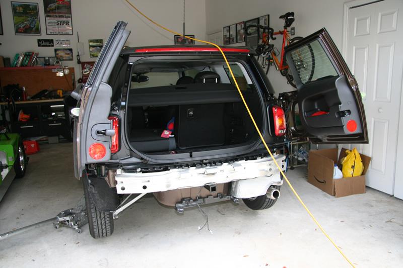 Family Hauler Mini Cooper Clubman Project Car Updates
