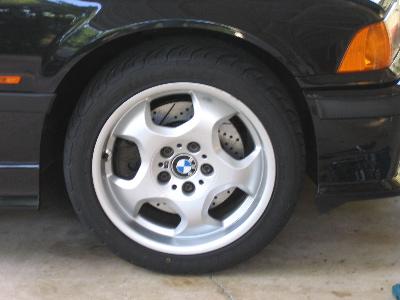 Hawk Brake Pads >> Upgrading the E36 M3 Brakes | BMW M3 | Project Car Updates ...