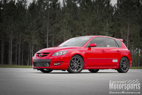 Mazda Speed 3 >> Step-by-Step Brake Tech for Our Mazdaspeed3 | Mazda Mazdaspeed3 | Project Car Updates ...