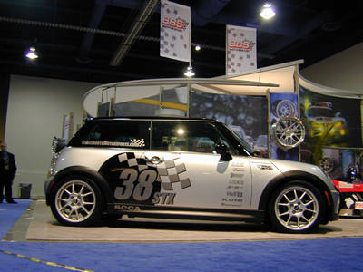 Sema Mini Cooper S Project Car Updates Grassroots