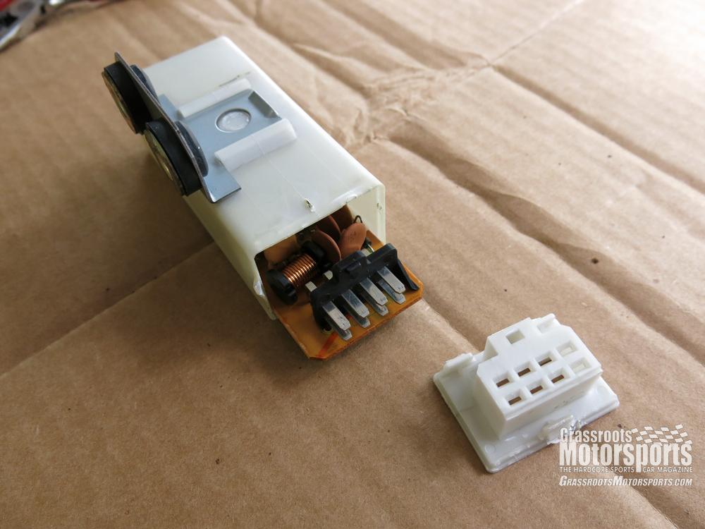 Nissan power window amplifier for 1995 nissan 240sx window motor