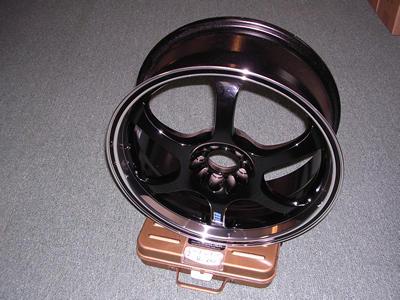 Srt 4 Black. Dodge SRT-4: Big Wheels,