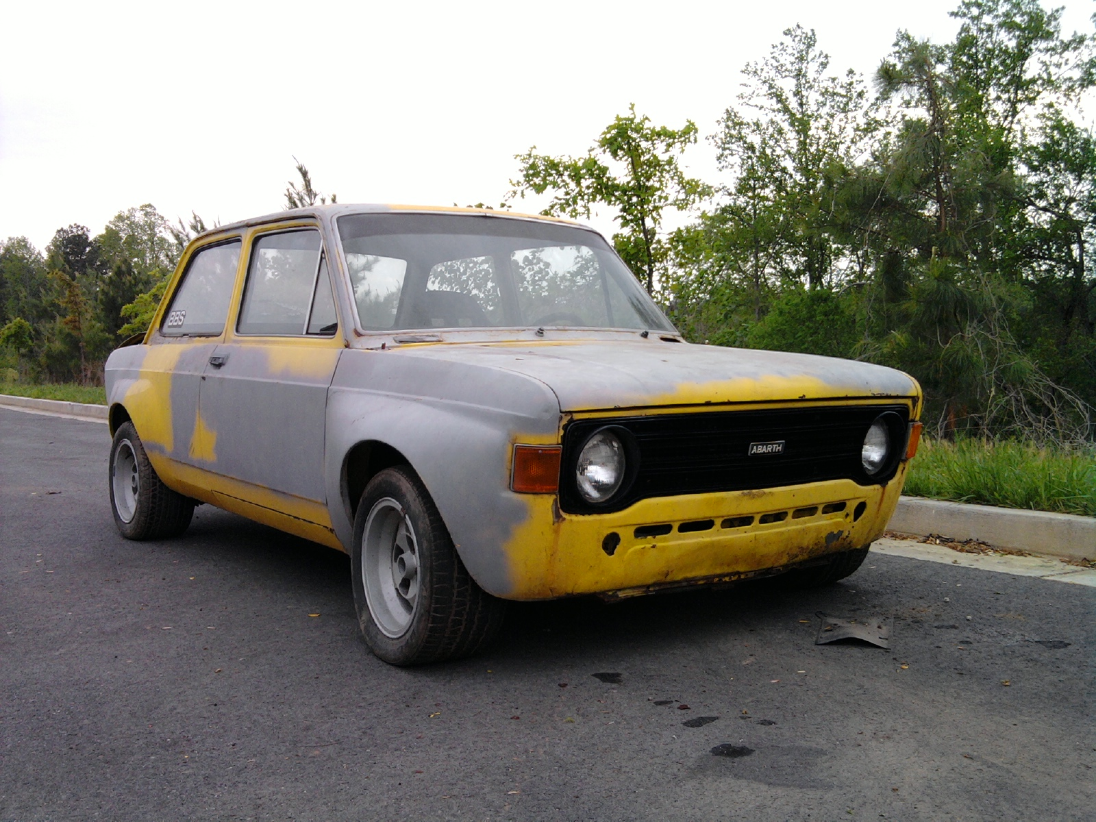 Rusty_Rabbit84's Fiat 128