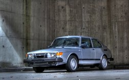 CrashTest-Saab 900 Turbo