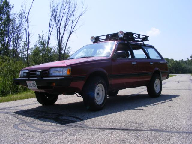 Like this Subaru? 2 votes