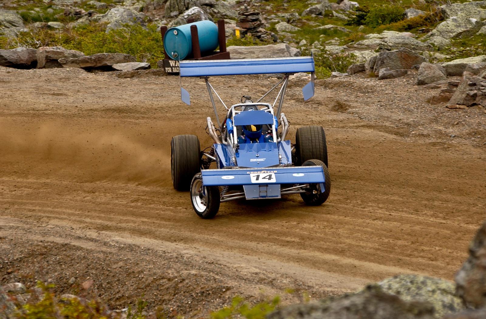 Wells Coyote Race Car