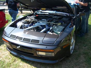 Porsche 944 Supercharger http://greatcarreport.com/porsche-944-na-supercharger/
