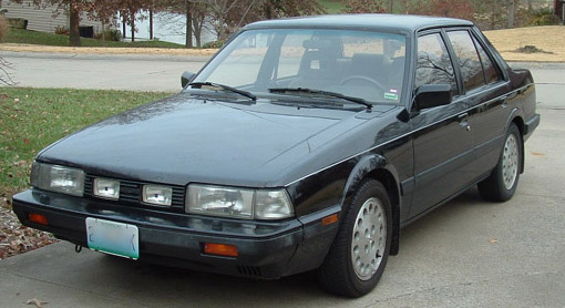 1986 and 1987 Mazda 626 GT | OLDJAPANESECAR.COM: Forum