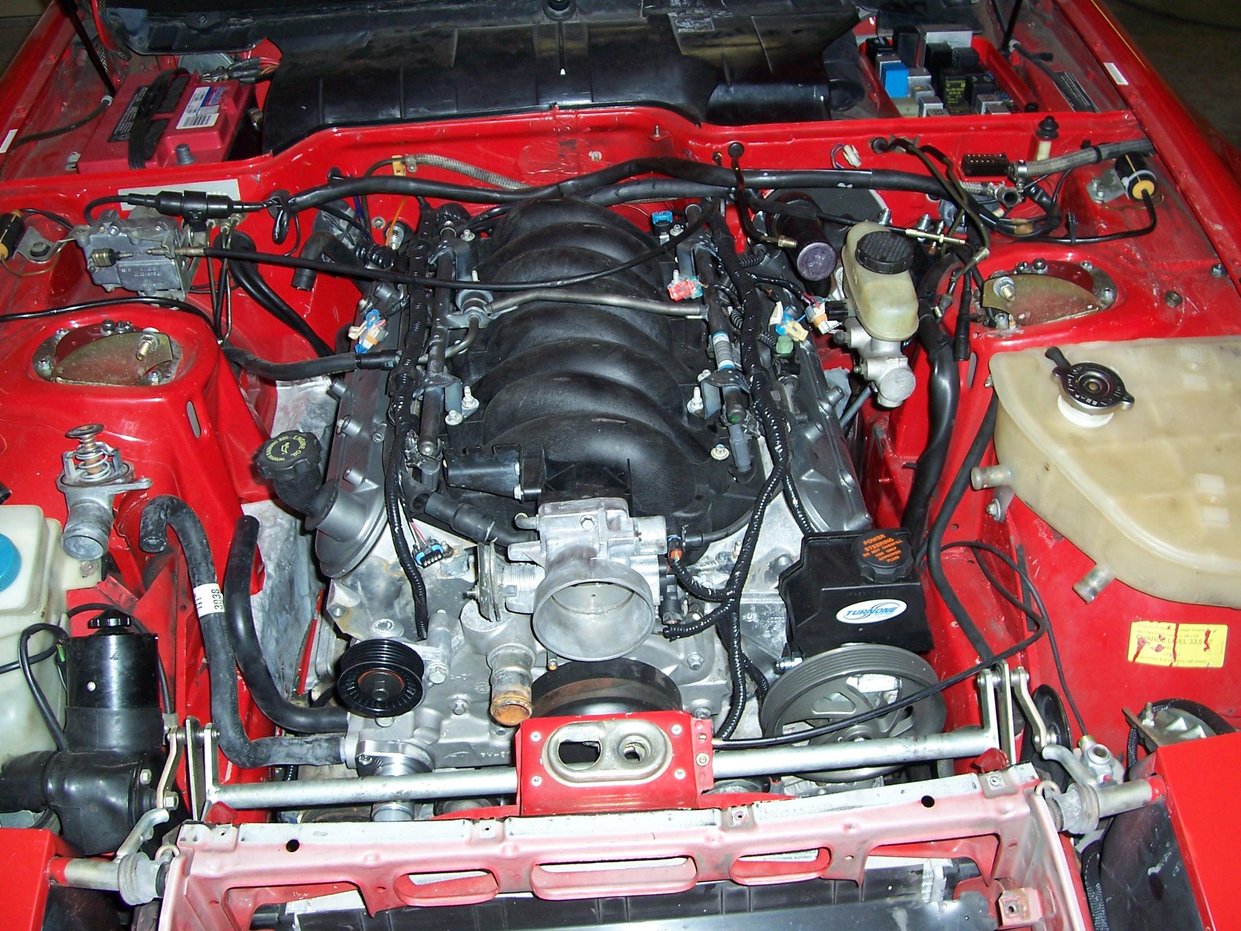 Docwyte U0026 39 S Porsche Ls1 944 Turbo  Readers Rides