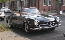 petelewnes-Mercedes-Benz 190 sl