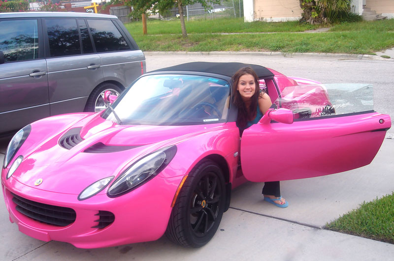 Bunnycouture S Lotus Elise Readers Rides