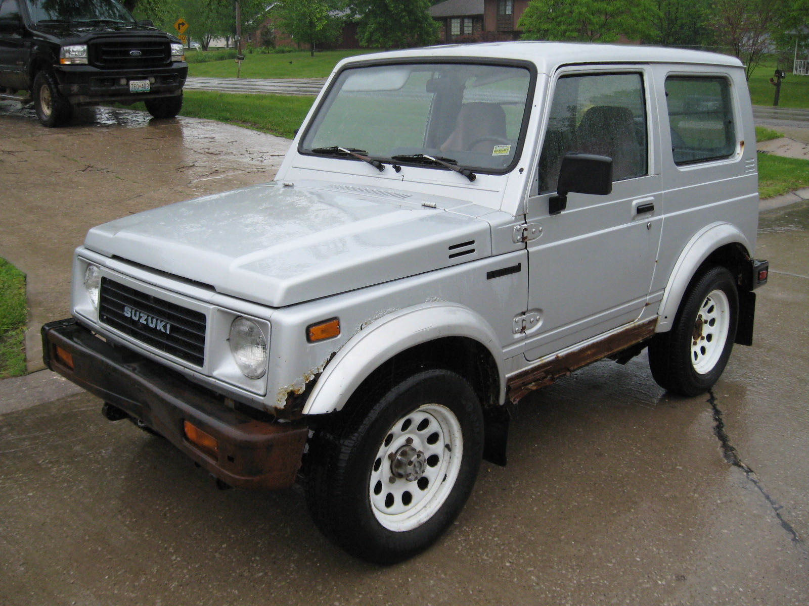 WTB: Looking for a 2 door 4-cyl 4x4 like Suzuki Samurai, or Geo/Chevy  Tracker
