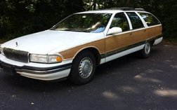 hazmatt-Buick Roadmaster Estate Wagon