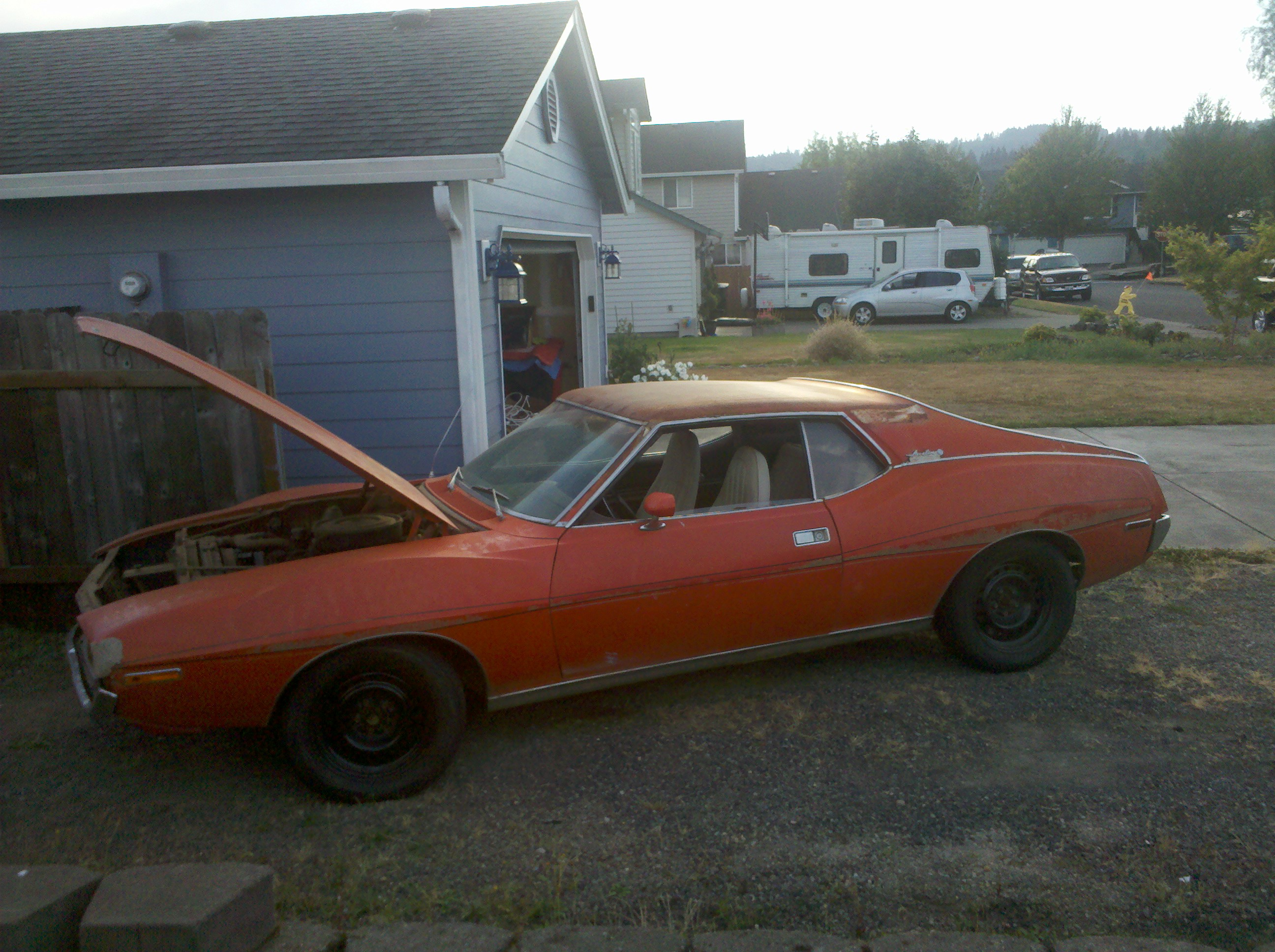 Michael's AMC Javelin Build
