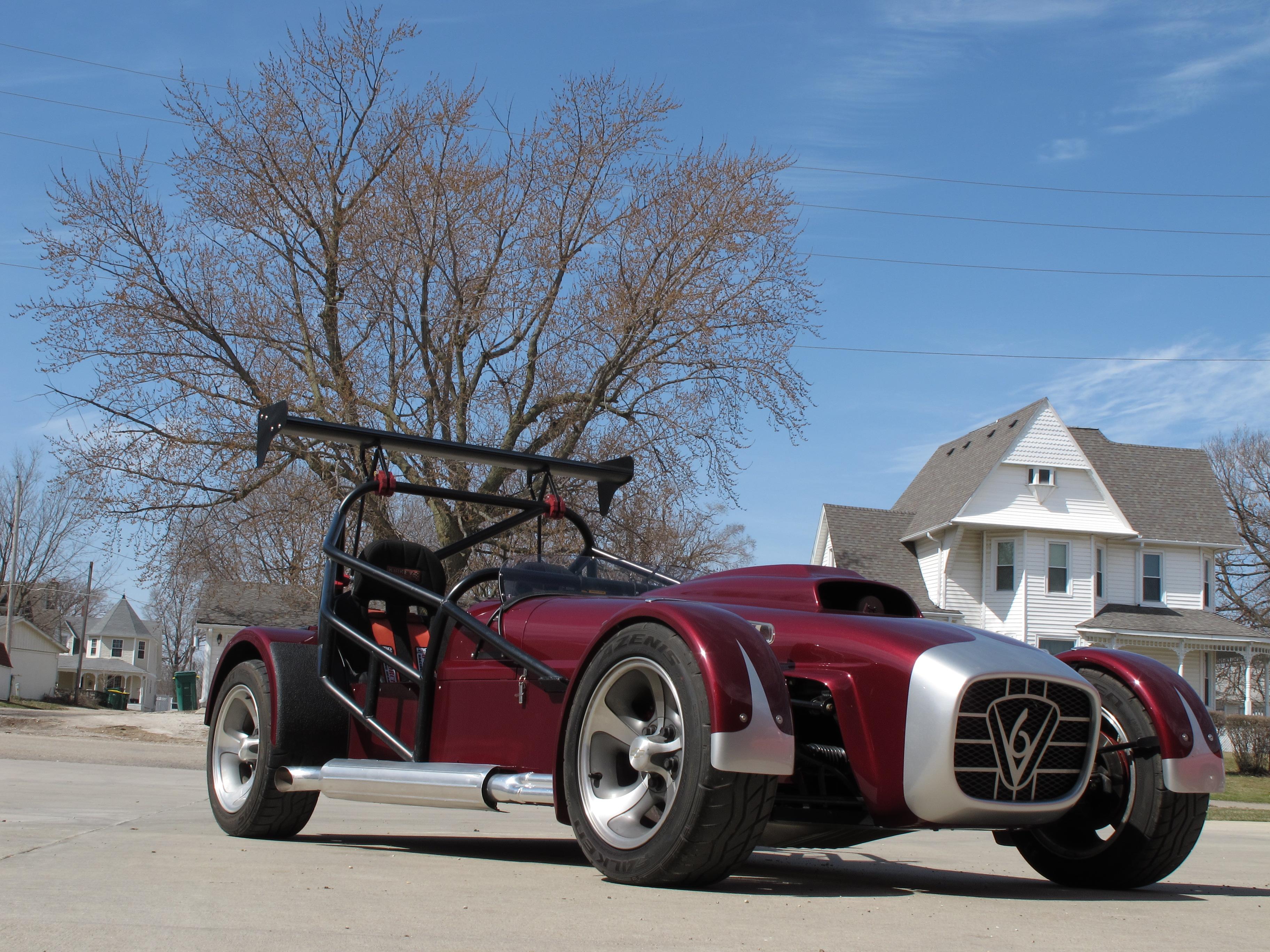 1959 Lotus Super 7 replica