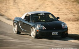 Bill Strong-Toyota MR2 Spyder