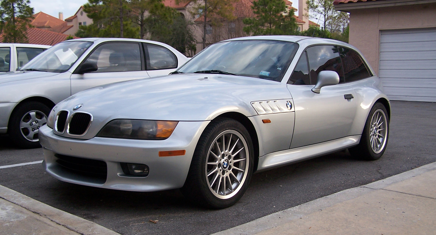 Kristofergregoire S Bmw Z3 Coupe Readers Rides