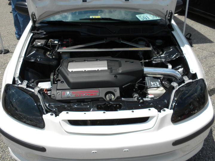 engine swap manual to automatic