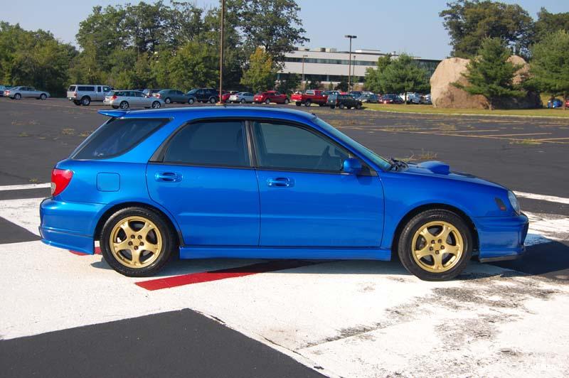Subaru Impreza Roof Rails