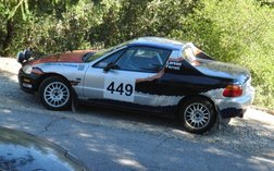 RallySol-Honda awd del Sol - stage rally prepped