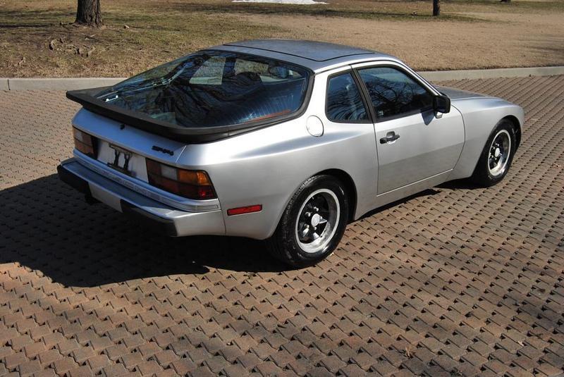 1983 Porsche 944 - Sale or Trade| $2018 Clifieds forum |