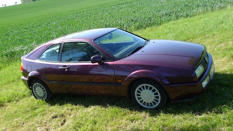 johndglynn's Volkswagen Corrado 2.0 8v: Readers Rides: Grassroots ...
