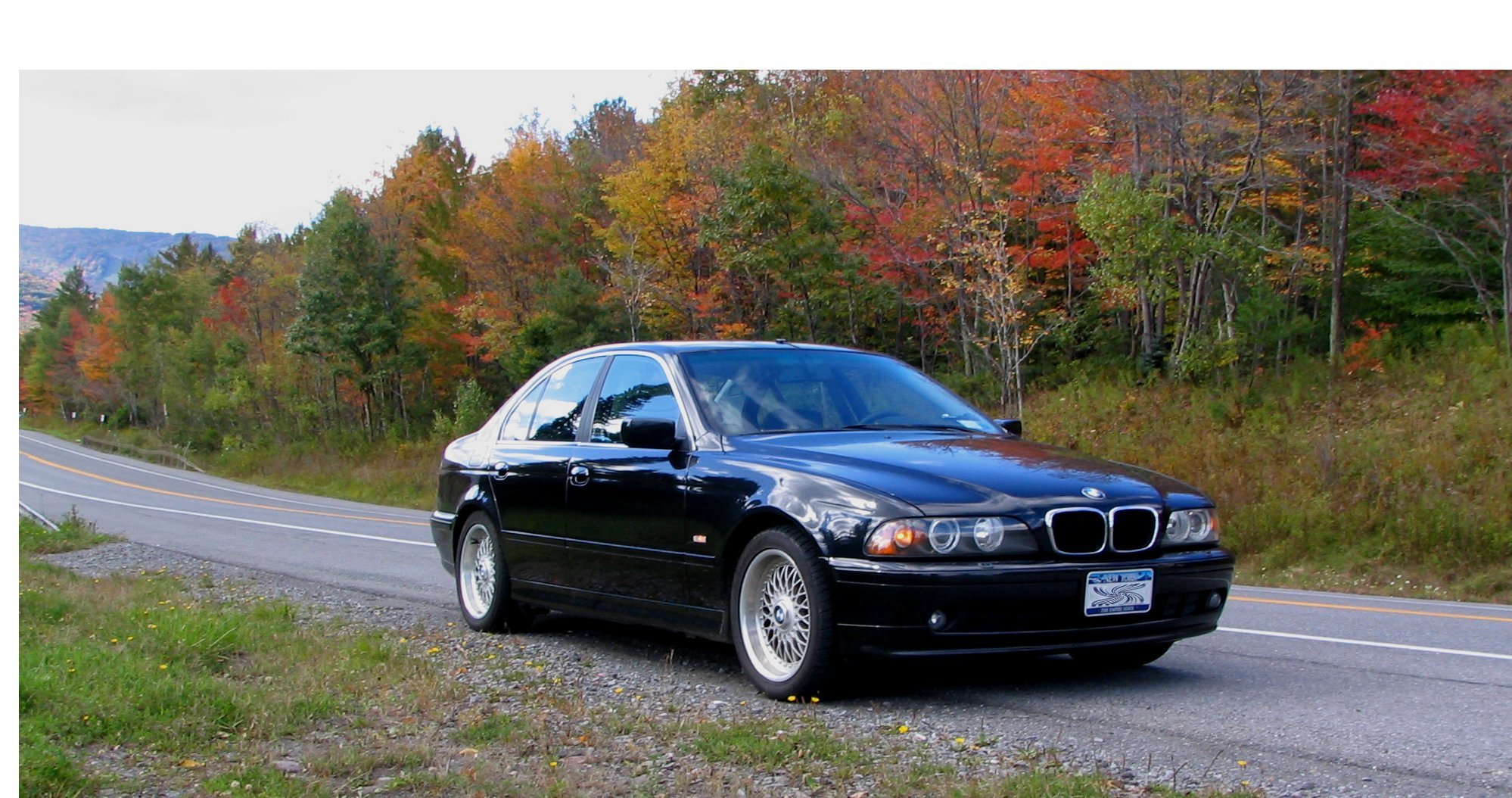 02pilot's bmw 525i: readers rides: