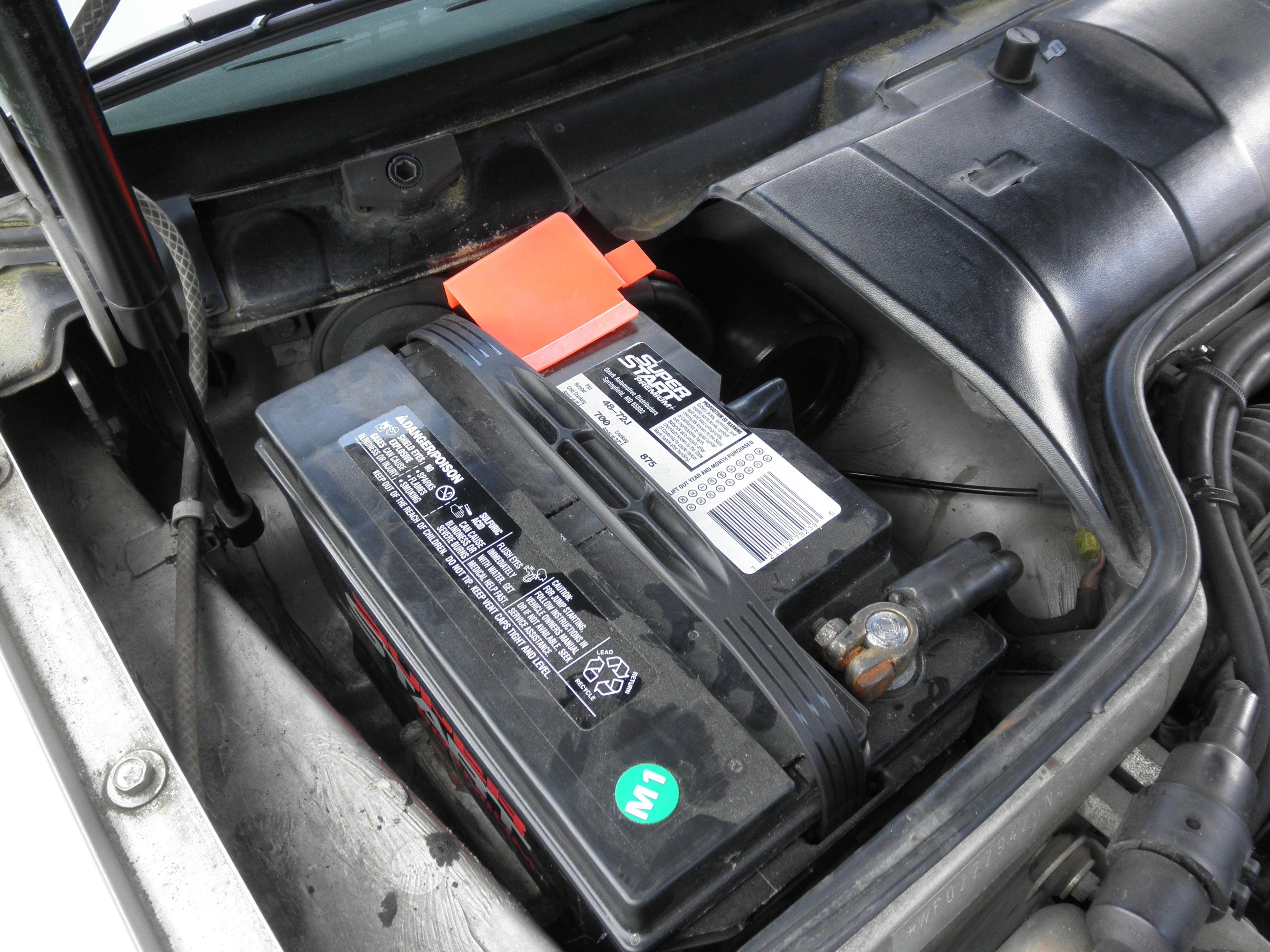 can a new car battery be bad