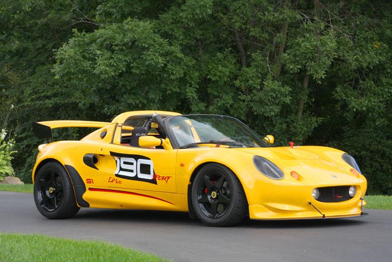 MacLotuss Lotus Elise Sport 190 Series 1 Readers Rides – Lotus Elise Engine Diagram