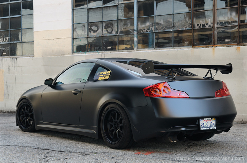 zackt69's Infiniti G35 Coupe: Readers Rides: