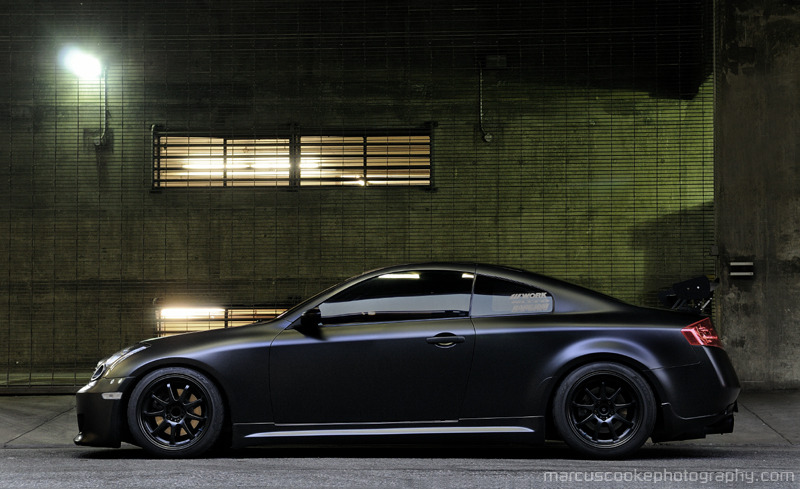 Zackt69 S Infiniti G35 Coupe Readers Rides